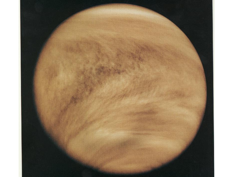 Venus is one of the brightest objects in Earth's nighttime sky