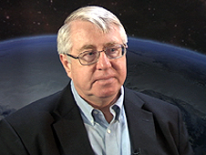 Space reporter Craig Covault
