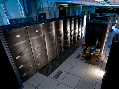 Photo of Data Center