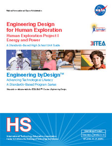 Cover of Engineering Design for Human Exploration