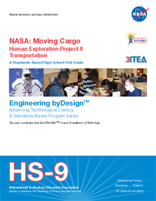 Cover of NASA: Moving Cargo