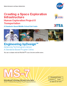 Cover of Creating a Space Exploration Infrastructure