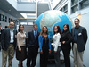The first class of the WaterSCAPES internship program and the staff and Goddard Space Center in Maryland.