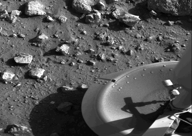 first successful landing on mars - photo #2
