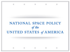 National Space Pollicy of the United States of America