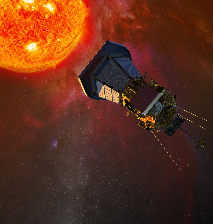 NASA - NASA Selects Science Investigations for Solar Probe ...