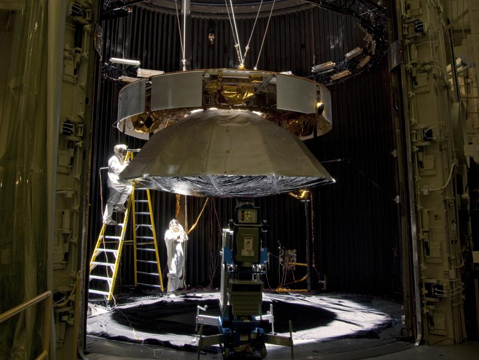 Cruise Stage Testing for Mars Science Laboratory