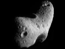 Near-Earth asteroid Eros