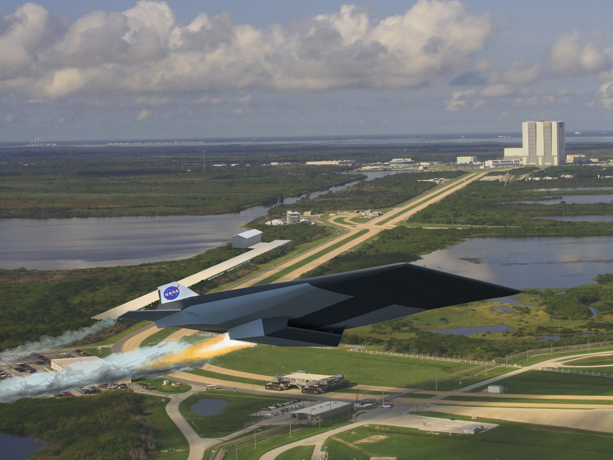 Nasa Considering Rail Gun Launch System To The Stars