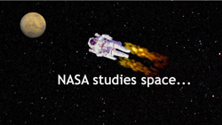 Did you know NASA studies space