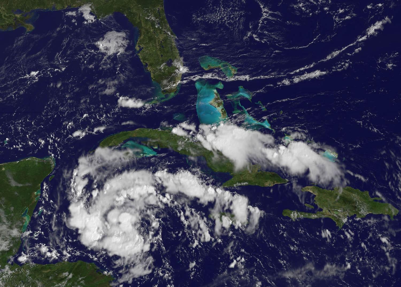Nasa Hurricane Season 2010 Hurricane Karl Caribbean Sea