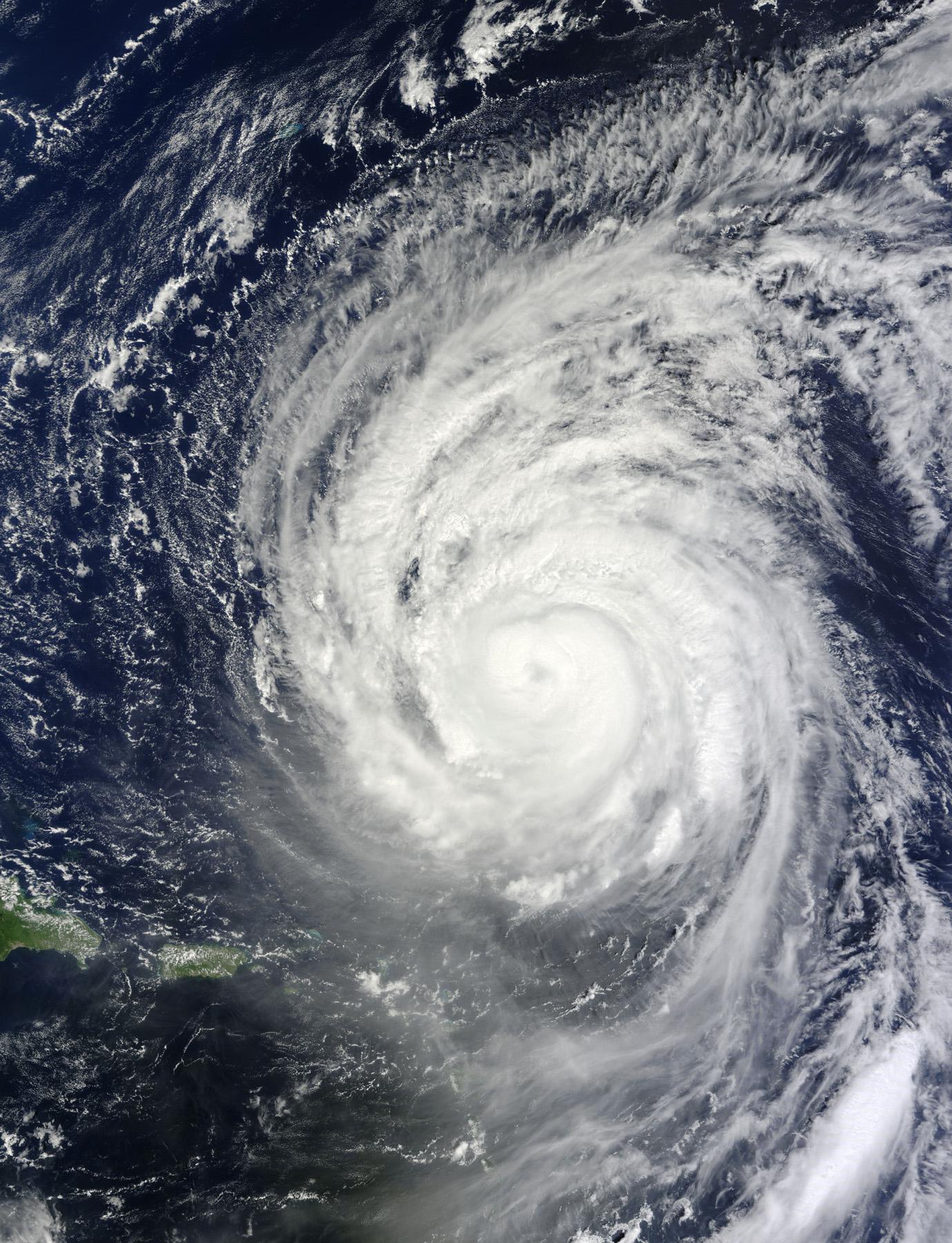 Hurricane Season 2010: Tropical Storm Igor