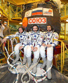 Expedition 25 crew