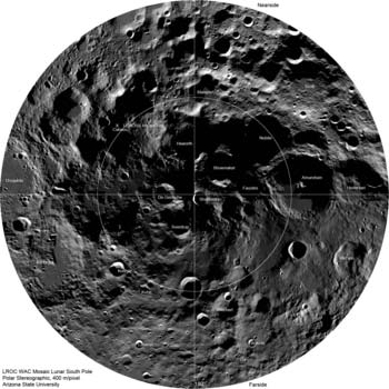 LRO image from Sept. 27, 2010