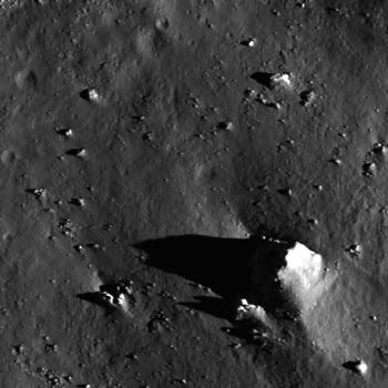 LRO image from Sept. 28, 2010