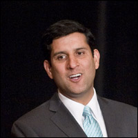 Vivek Kundra, CIO of the United States