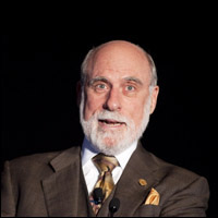 Vint Cerf, Vice President and Chief Internet Evangelist, Google