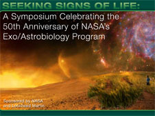 Astrobiology 50th poster