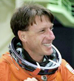 Expedition 8 Commander and NASA station science Officer Michael Foale.