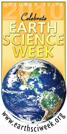 2010 Earth Science Week logo