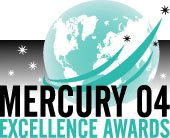 Mercury 2004 Award