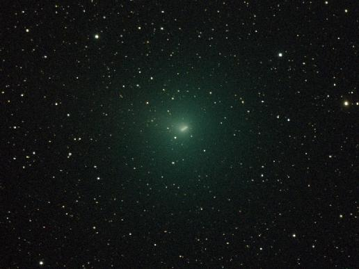 Comet Hartley 2 at 11.5 million miles from Earth