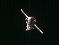 ISS Progress 40 cargo craft