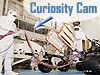 The Curiosity Cam live video feed allows the public to watch technicians assemble Mars rover in a clean room.