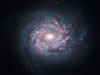 Hubble image of NGC 3982