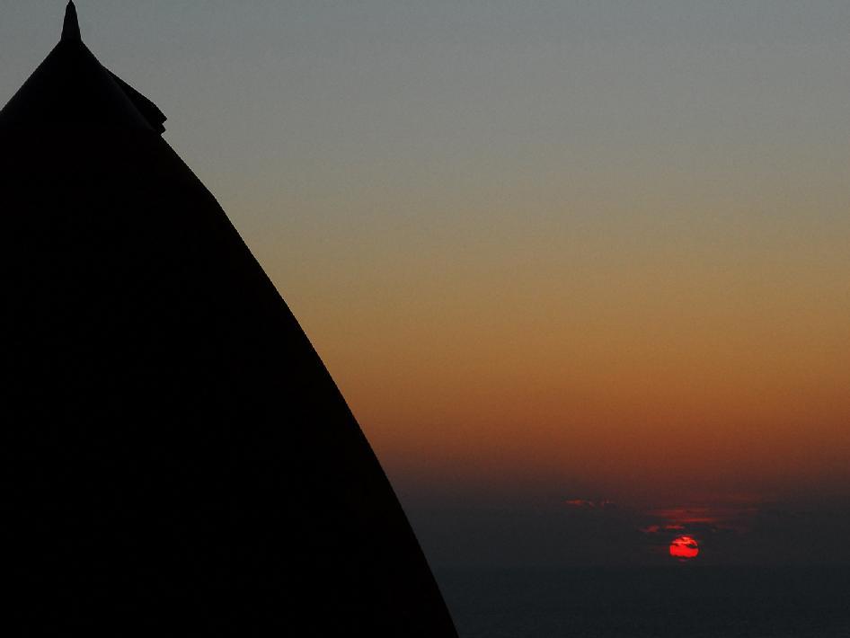shuttle nasa sunrise - photo #17