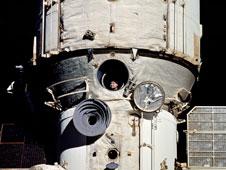 STS063-711-080: Mir