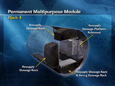Permanent Multipurpose Module - Rack 4
