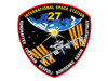 Expedition 27 crew patch