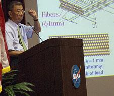 Nobel Laureate Samuel Ting
