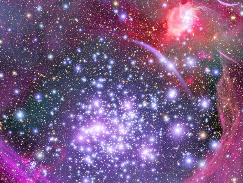 star clusters milky way galaxy - photo #29