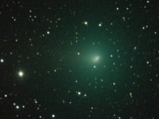 Comet Hartley 2, seen on Oct. 20, 2010