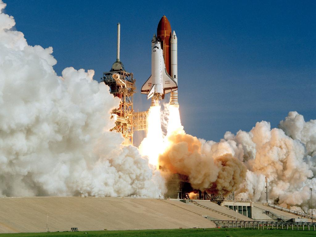 美国宇航局最新的航天飞机