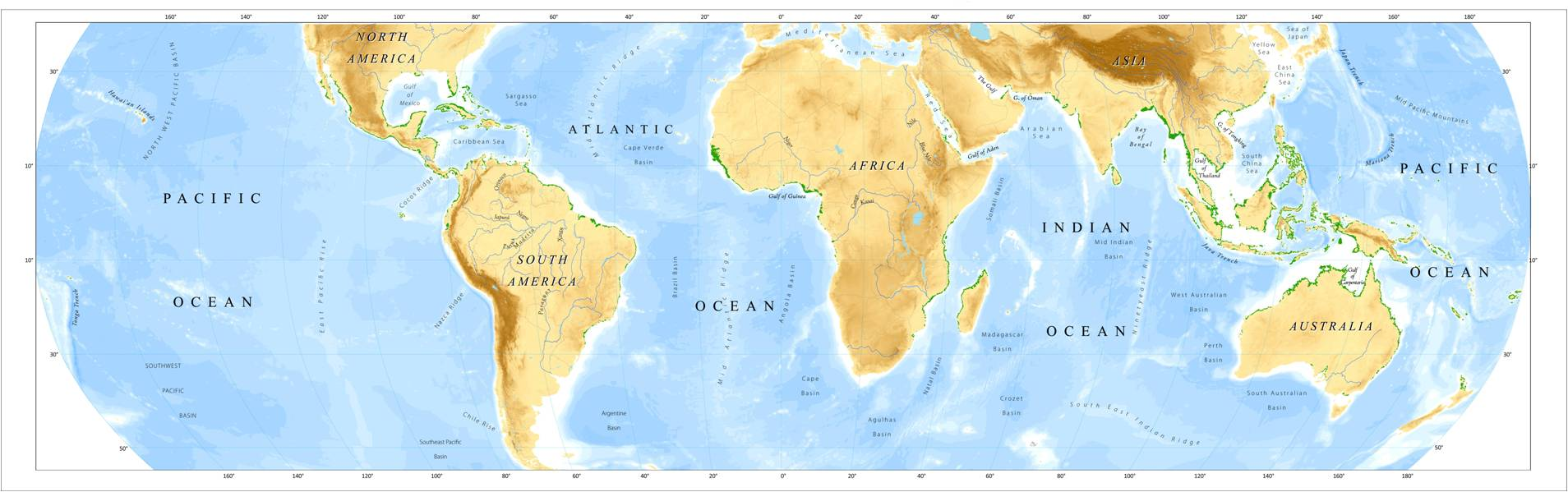 Noticias a new map shows life saving forests scarcity defies past map of worlds mangrove forests gumiabroncs Image collections