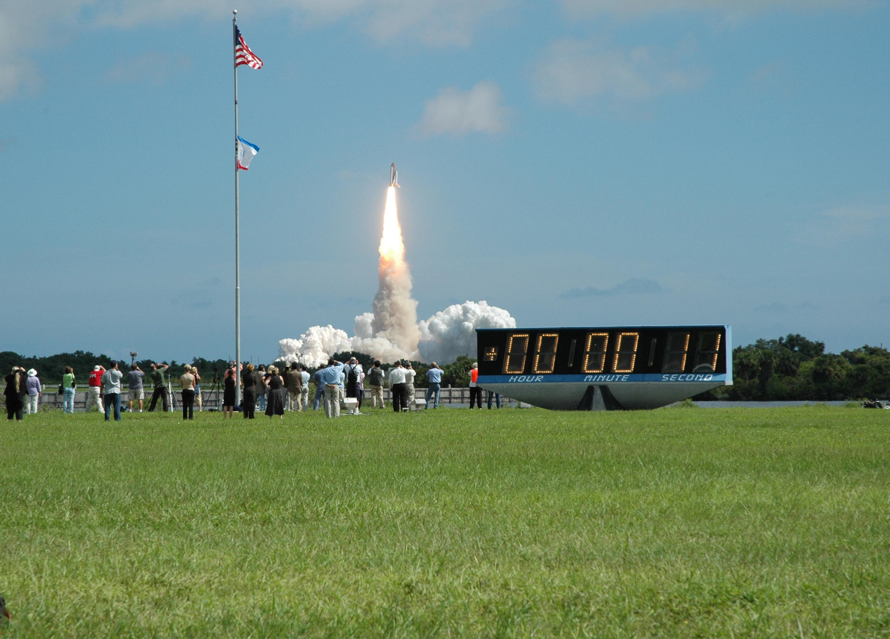 NASA - Counting Down to Launch