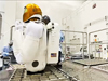 Robonaut 2: Getting Packed for Space Flight