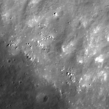 LRO image from Oct. 28, 2010