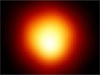 Red supergiant star Betelgeuse