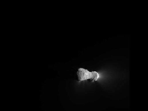 Image of Comet Hartley 2