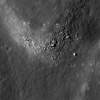 LRO image from Nov. 4, 2010