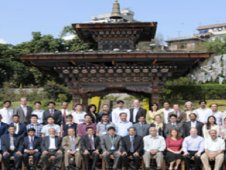 More than 50 stakeholders began technical discussions at the SERVIR Himalaya Inception Workshop in Kathmandu.