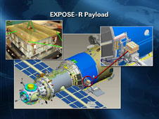 EXPOSE-R payload