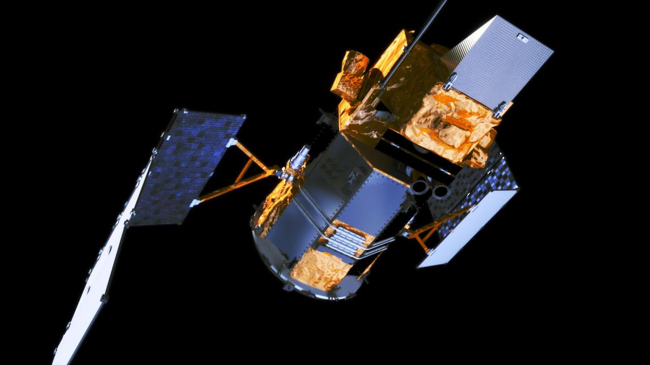 NASA - NASA's Glory Satellite Back on Track