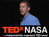 image of Bobby Braun at TEDx NASA