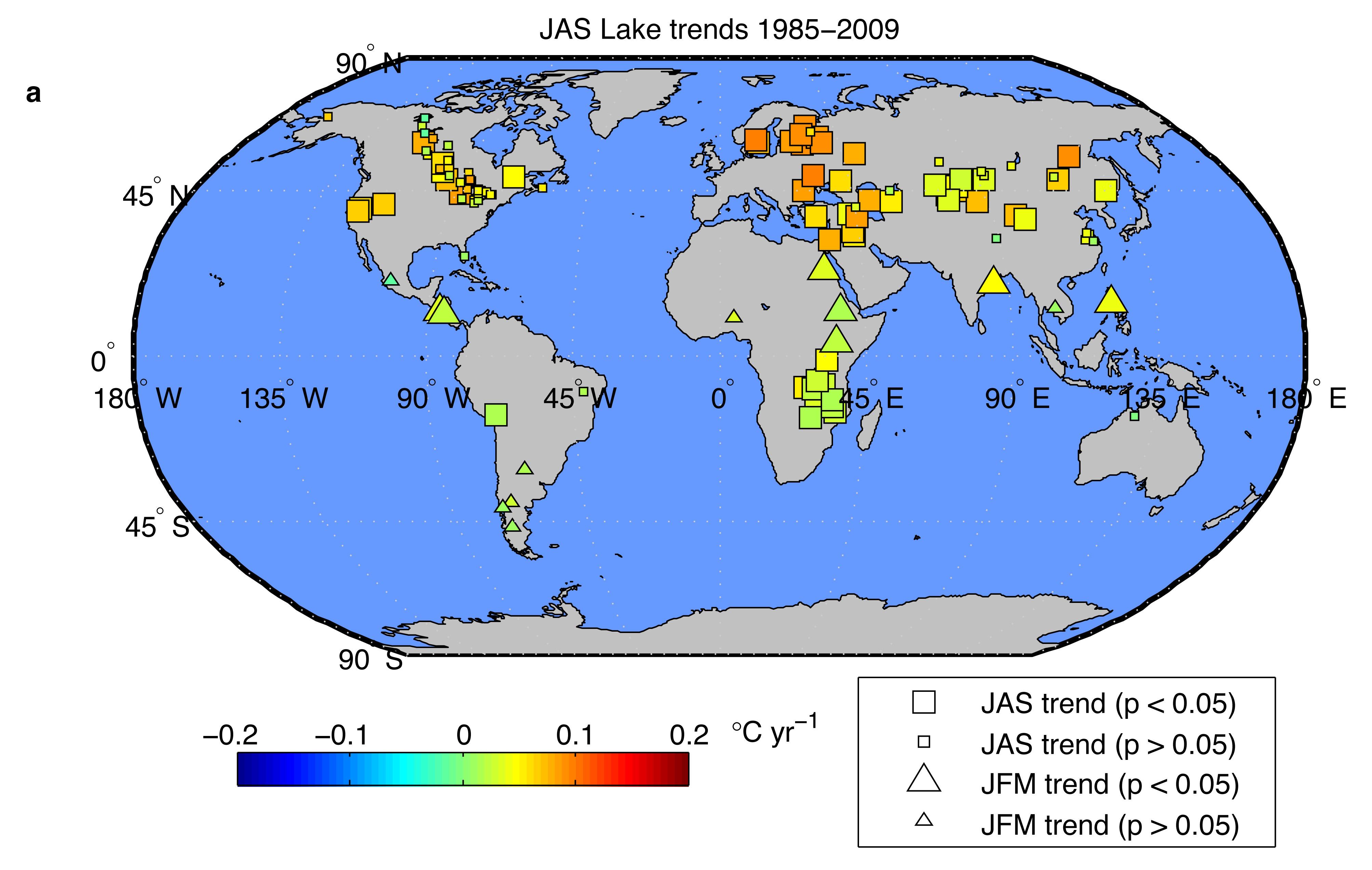 NASA - NASA Study Finds Earth's Lakes are Warming