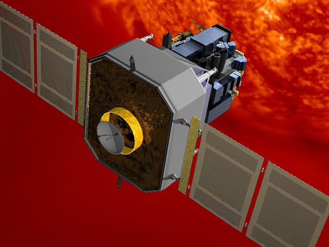 NASA - Solar Observation Mission Celebrates 15 Years